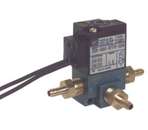 Electric/Pneumatic Three-Way Air Valves 35A Series